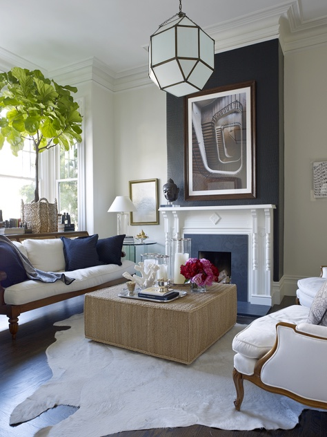 Make your room look stylish by adding 1 simple thing in Large living room plants